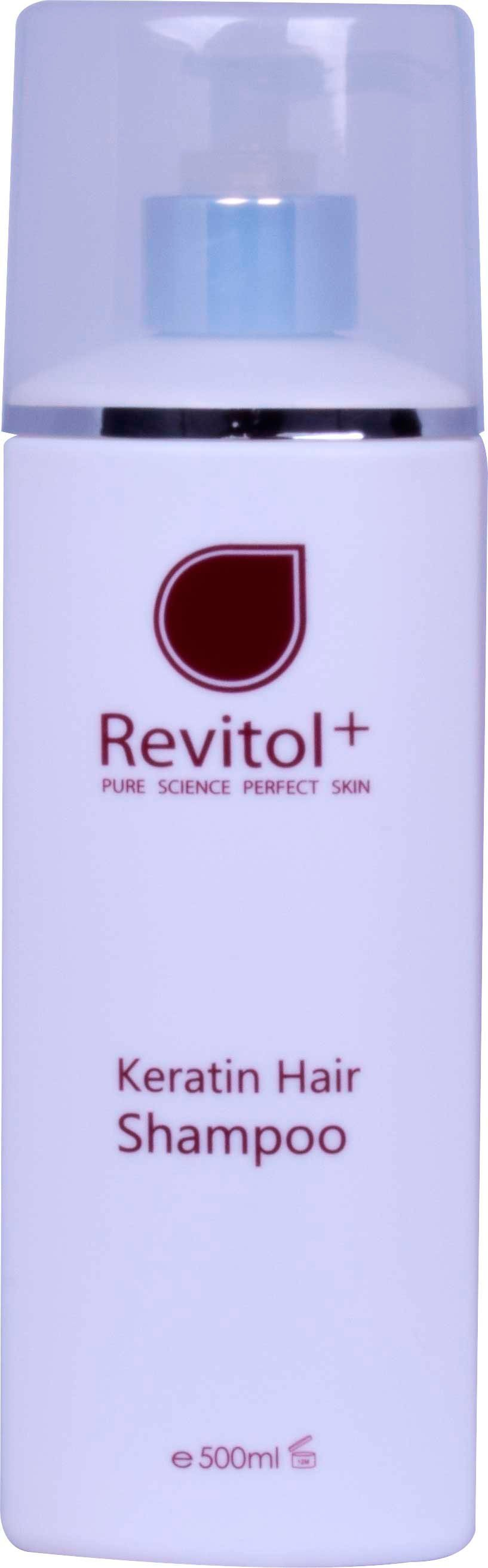 Revitol Keratin Hair Shampoo