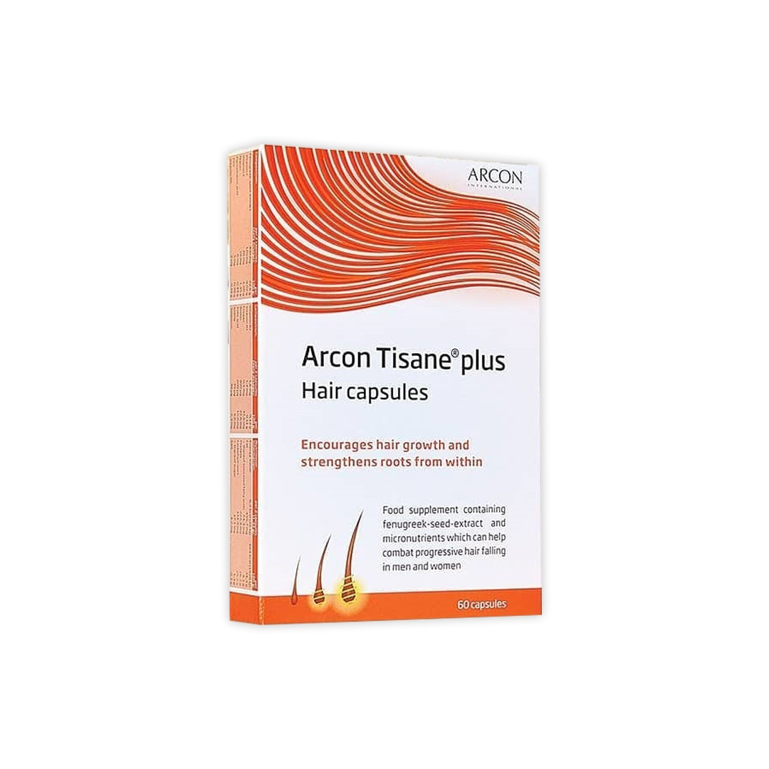 ARCON TISANE PLUS HAIR 60CAP