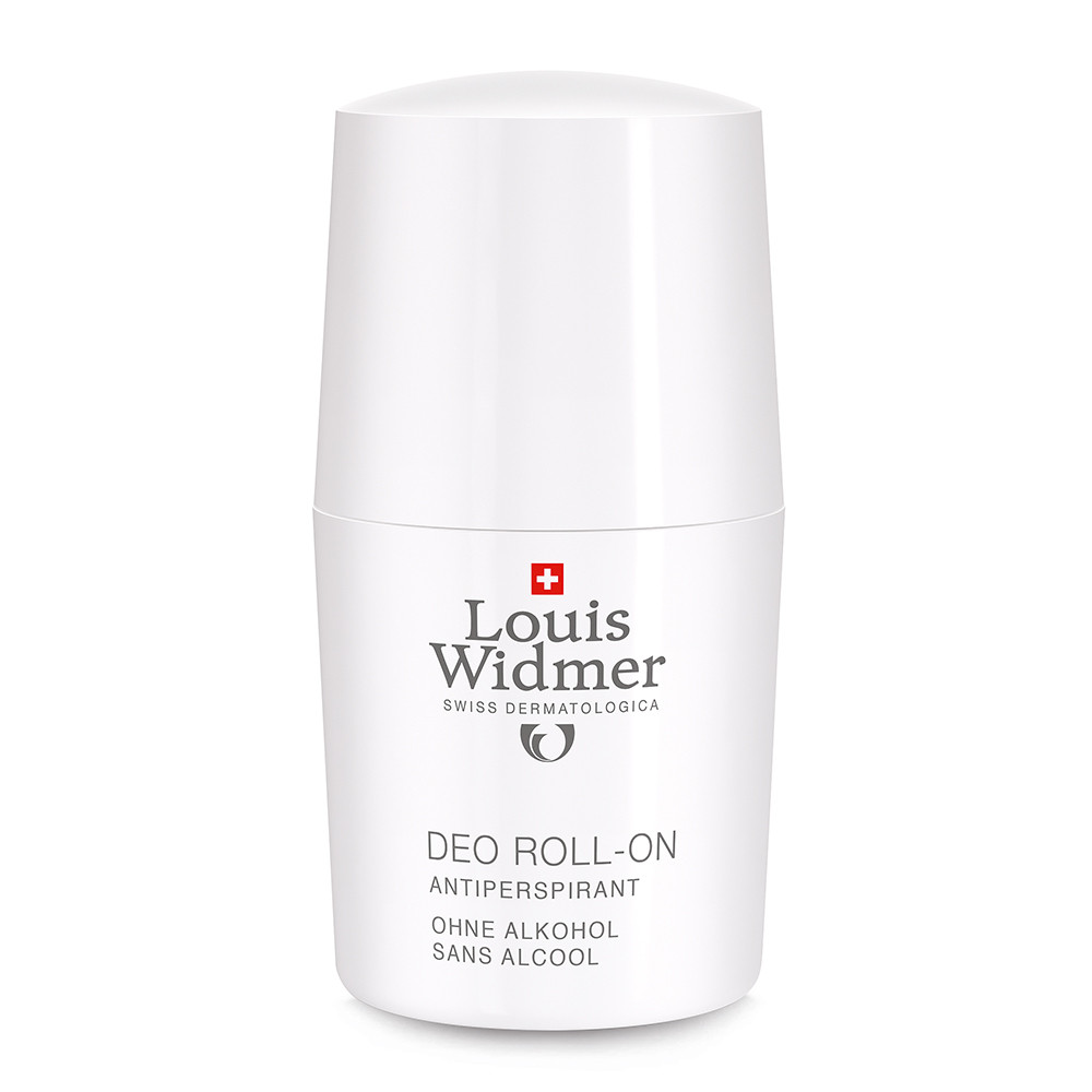 LOUIS WIDMER DEODORANT ROLL-ON 50ML-NON SCENTED