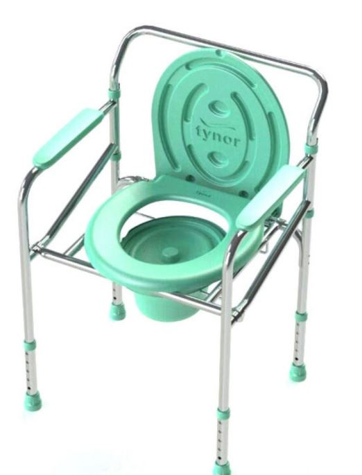 TYNOR COMMODE CHAIR-L35