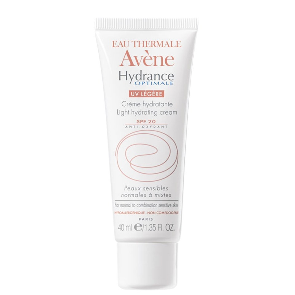 AVENE HYDRANCE OPTIMAL LIGHT UV SPF20 40ML F329