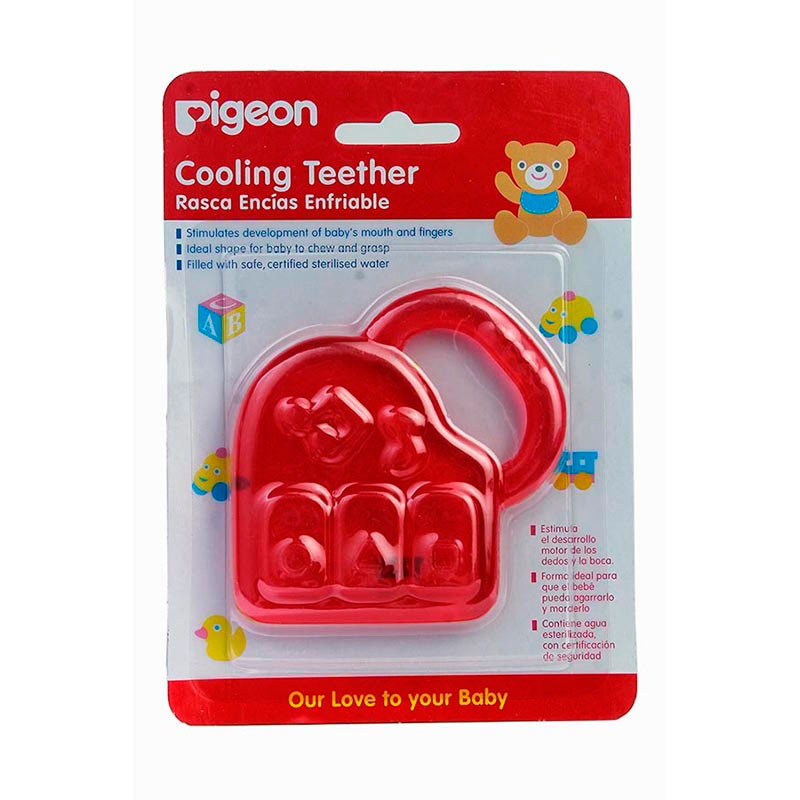 Pigeon Cooling Teether (Piano)-N623