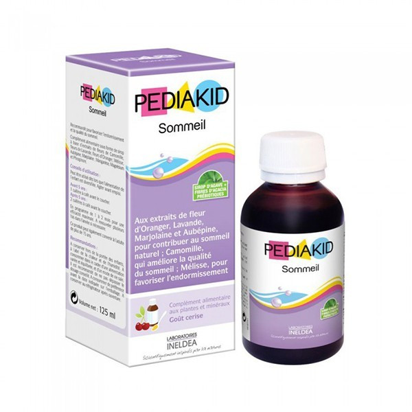 PEDIAKID SLEEP SYRUP 125ML