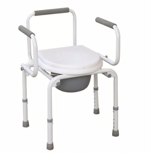 COMMODE CHAIR JL813 (BIO-HEALTH)