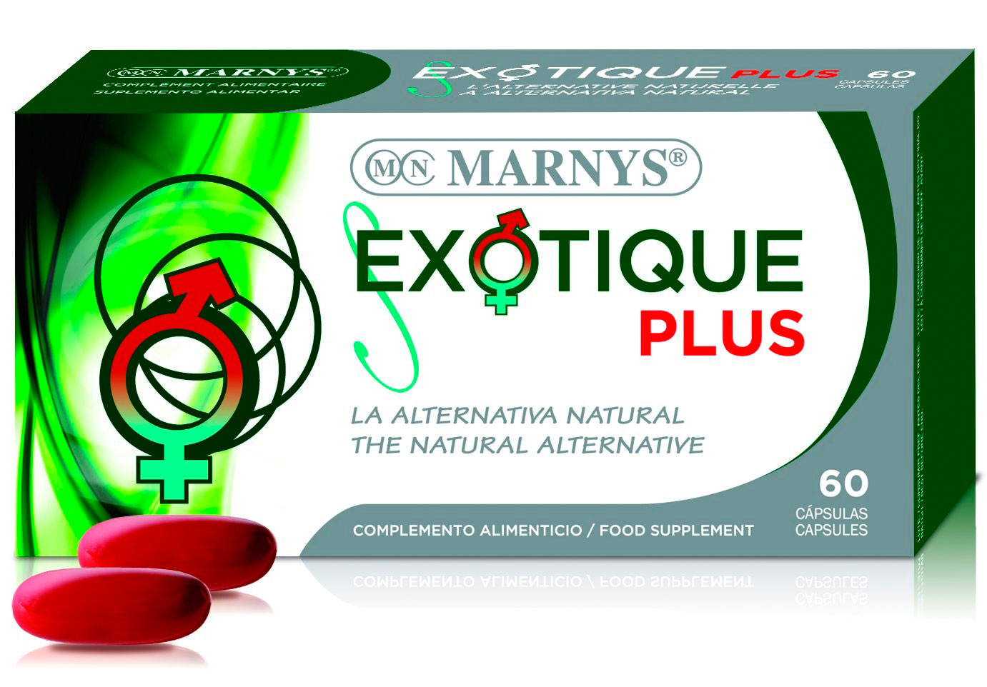 Marnys Exotique plus