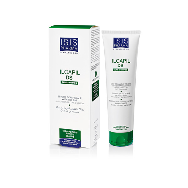 ISIS ILCAPIL DS CARE SHAMPOO 150 ML