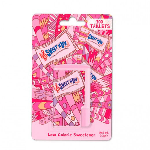 Sweet'N Low Sweetner 200 tablets