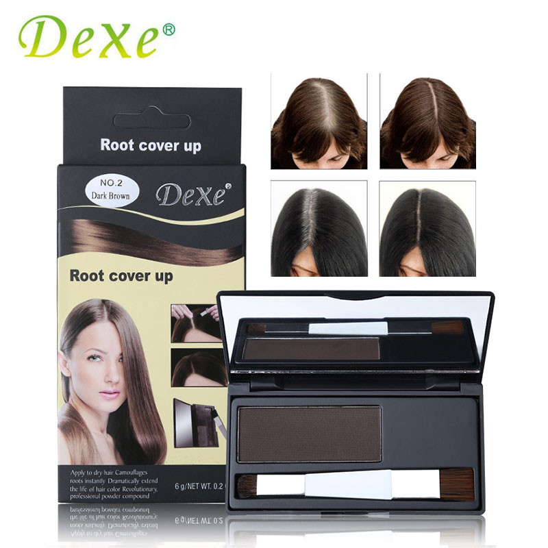 Dexe Root Cover Up Compact .