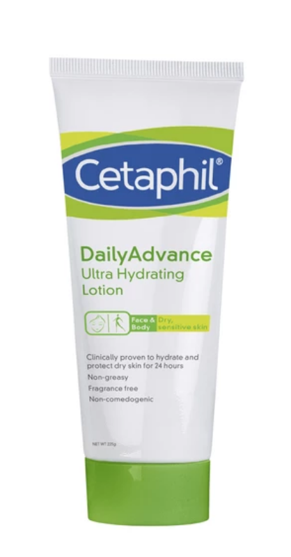 CETAPHIL DAILY ADVANCED ULTRA HYDRATING LOTION 225GM