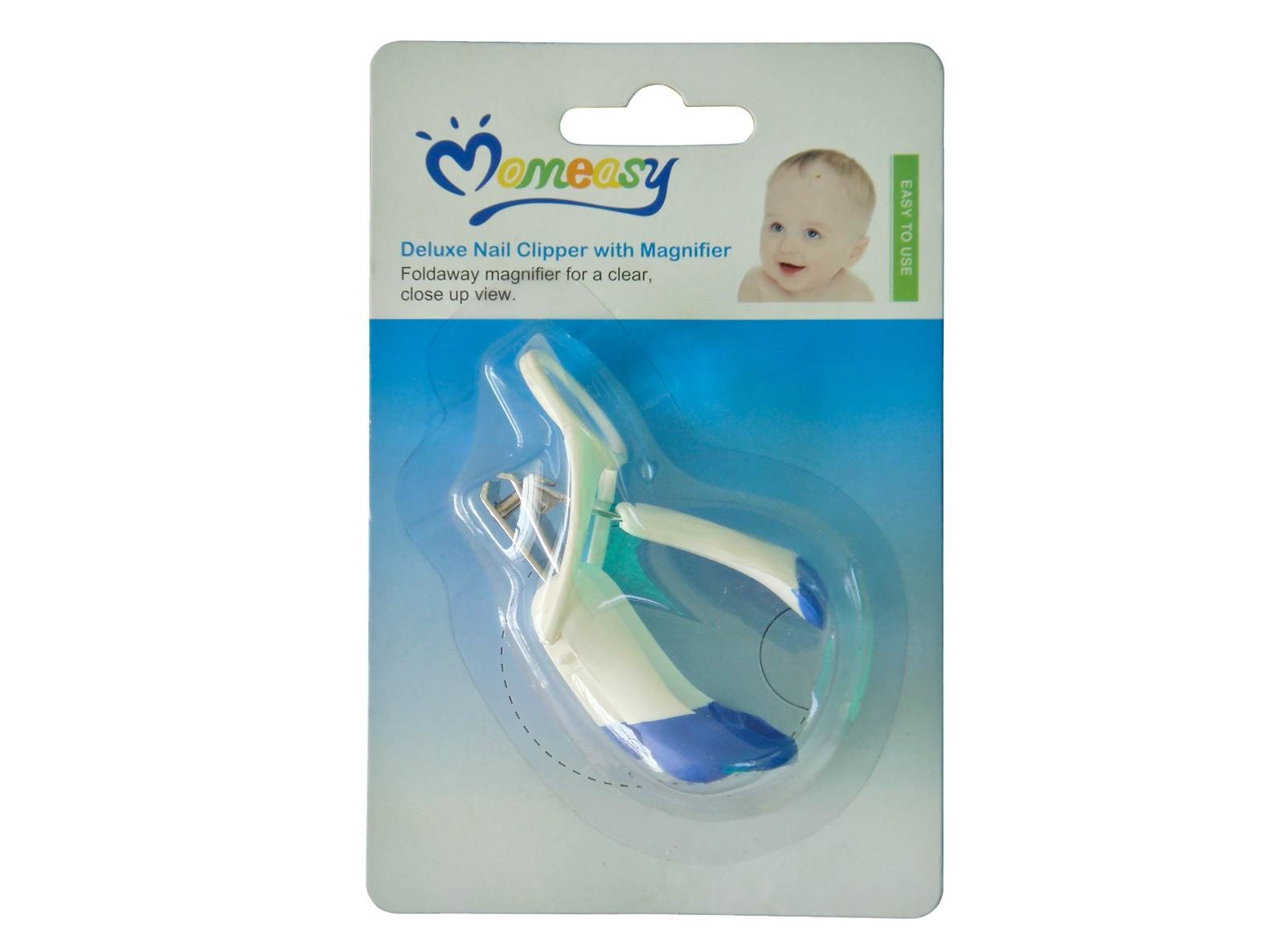 Momeasy Baby Nail Clippers .
