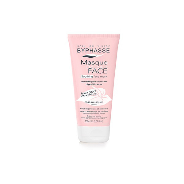 BYPHASSE Home spa experience soothing face mask
