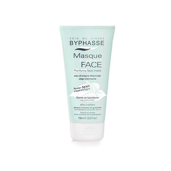 BYPHASSE Home spa experience purifying face mask