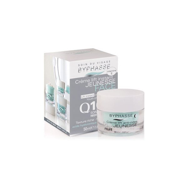 BYPHASSE Lift instant cream Q10 night care