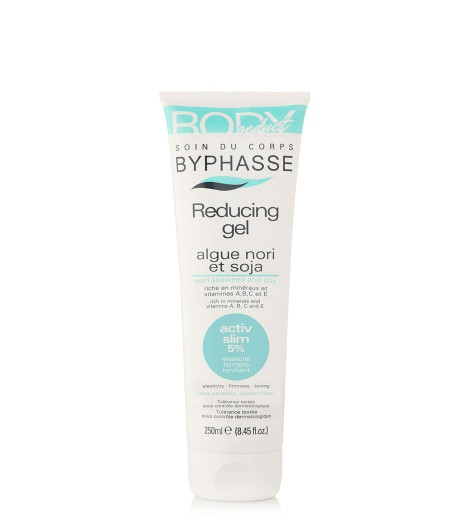 BYPHASSE Body seduct reducing gel nori seaweed and soy