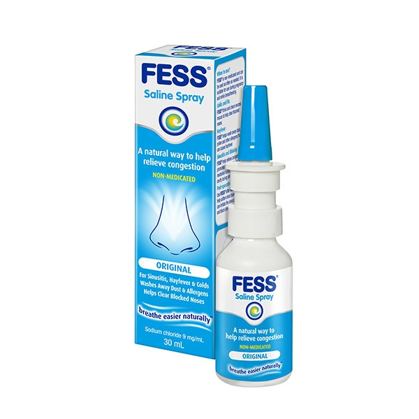 FESS NASAL SPRAY ORIGINAL 30ML