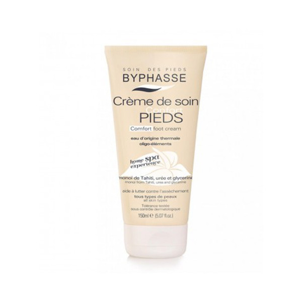Byphasse Home spa experience comfort foot cream