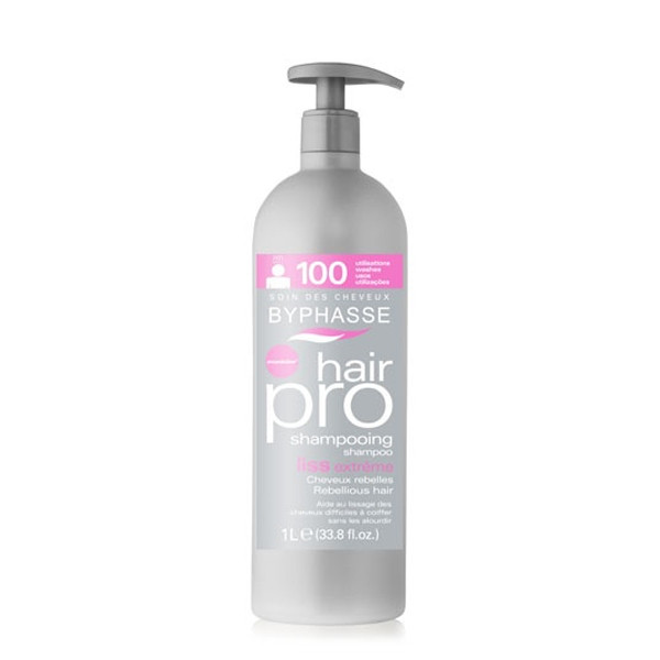BYPHASSE HAIR PRO SHAMPOO LISS EXTREME