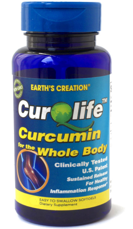 CURQLIFE CURCUMIN WHOLE BODY 30 CAPSULES