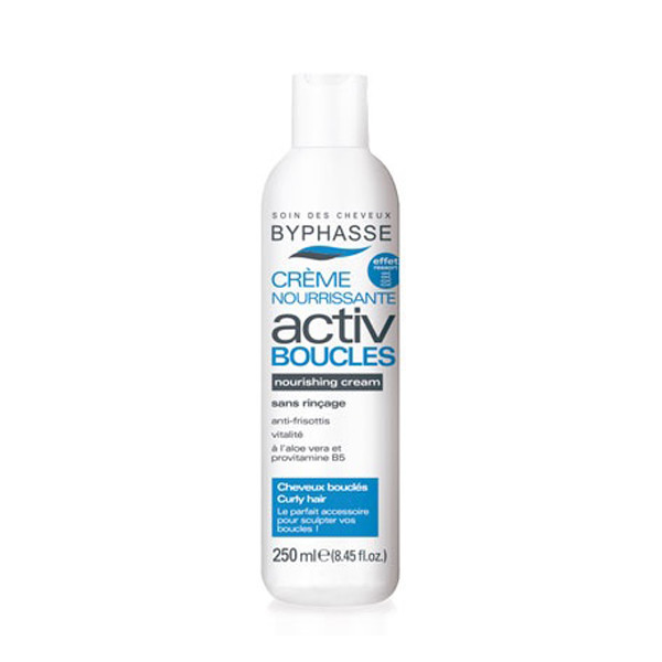 BYPHASSE Hair Active Boucles Nourishing Cream