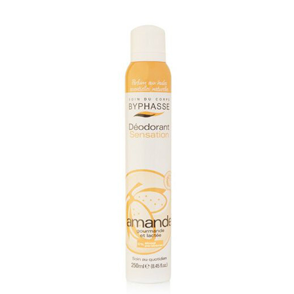 BYPHASSE Deodorant spray almond