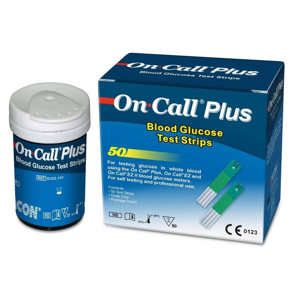 ON CALL PLUS 50 STRIPS