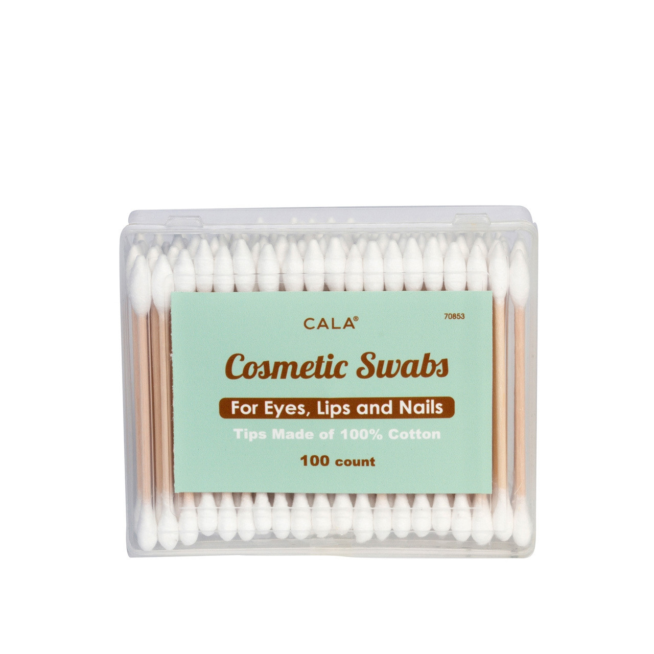 CALA COSMETIC SWABS 100 PIECES-70853
