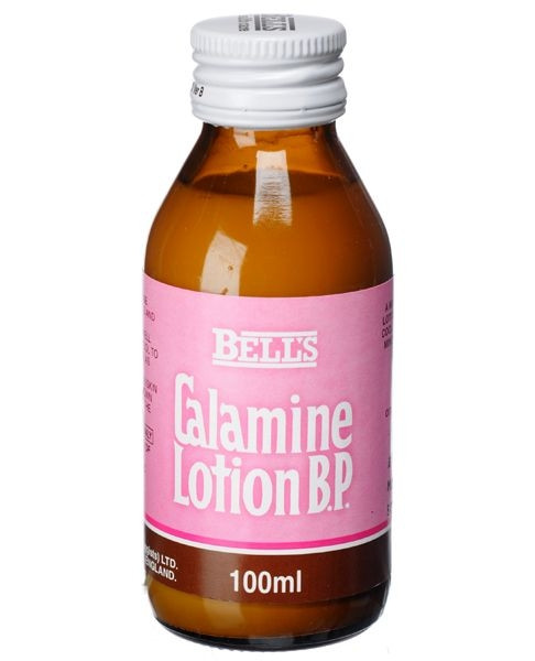BELLS CALAMINE LOTION 100ML