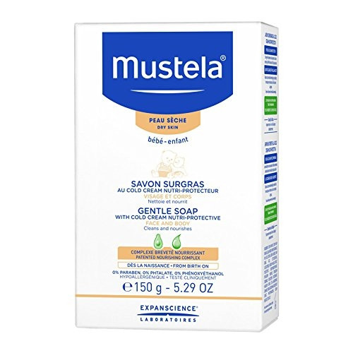 MUSTELA SOAP WITH COLD CREAM
