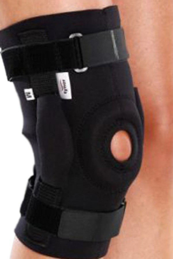 TYNOR KNEE WRAP HINGED (NEOPRENE) SPL.SIZE J15 XXL