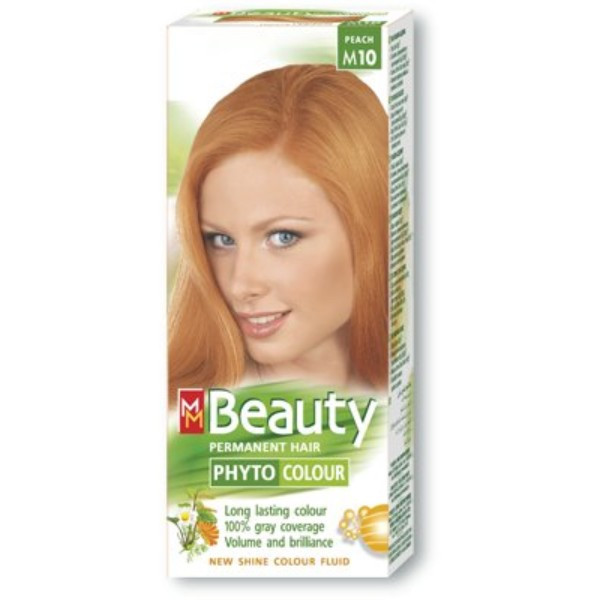 MM Beauty Permanent Hair Phyto Color Peach (M10)