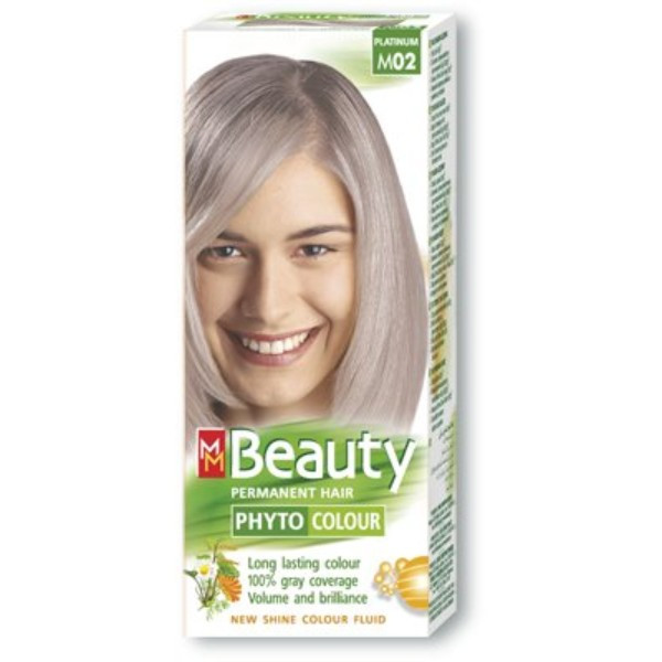 MM Beauty Permanent Hair Phyto Color (M02 )