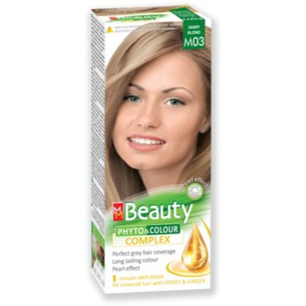 MM Beauty Permanent Hair Phyto Color (M03 )