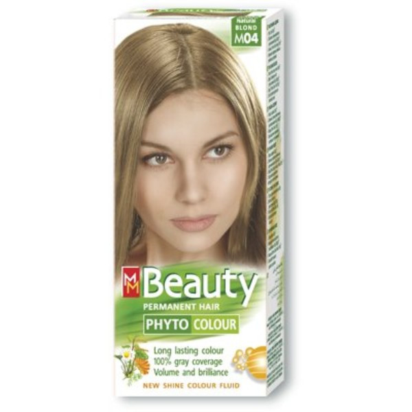MM Beauty Permanent Hair Phyto Color (M04)