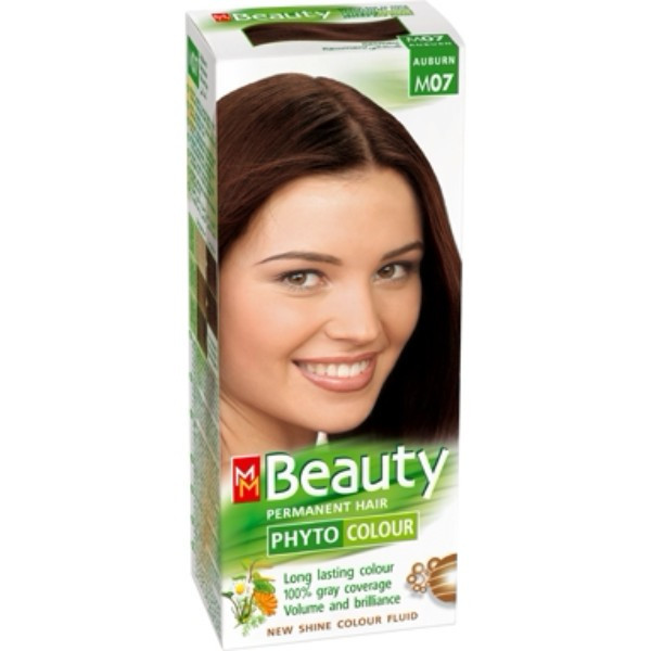 MM Beauty Permanent Hair Phyto Color (M07 )