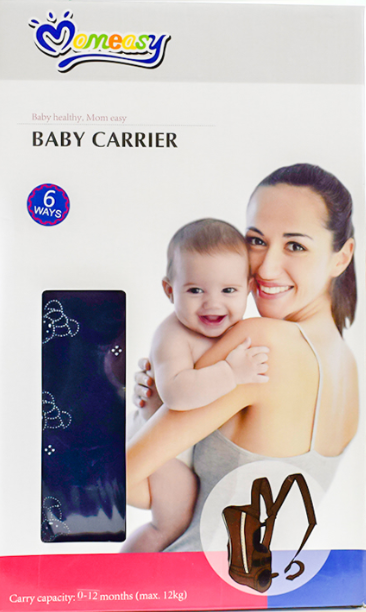 Momeasy Baby Carrier 6 Ways .