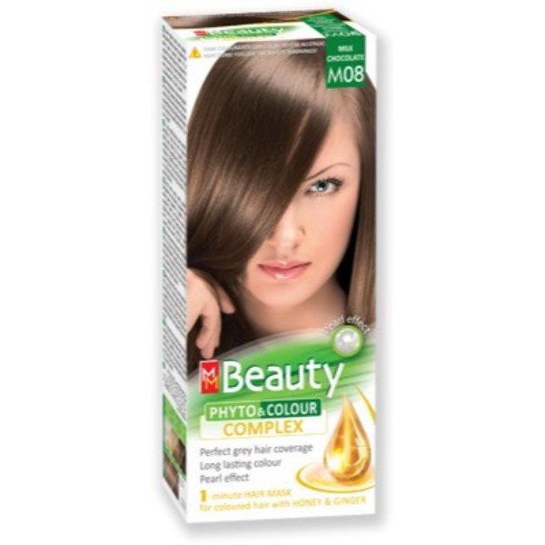 MM Beauty Permanent Hair Phyto Color (M08 )