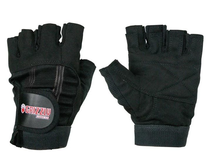 GRIZZLY SPORT & FITNESS GLOVES WOMEN