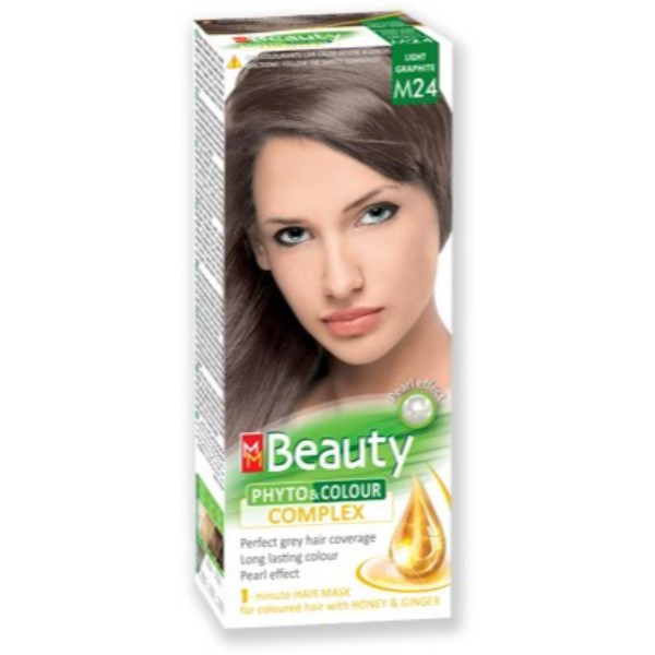 MM Beauty Permanent Hair Phyto Color (M24)