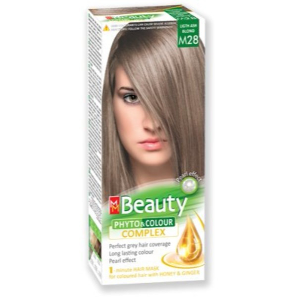 MM Beauty Permanent Hair Phyto Color (M28)