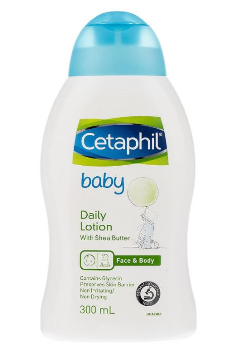 CETAPHIL BABY DAILY LOTION 300ML