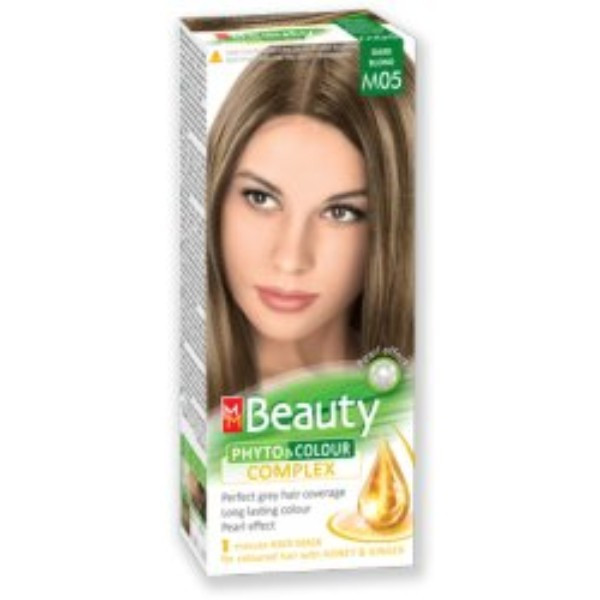 MM Beauty Permanent Hair Phyto Color Dark Blond (M05)
