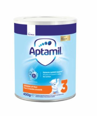APTAMIL ADVANCE JUNIOR NO.3 MILK 400GM