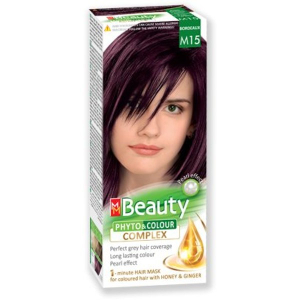 MM Beauty Permanent Hair Phyto Color Borrdeaux(M15)