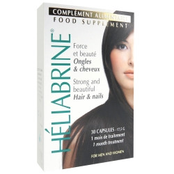 Heliabrine Food Supplement Hair and Nails