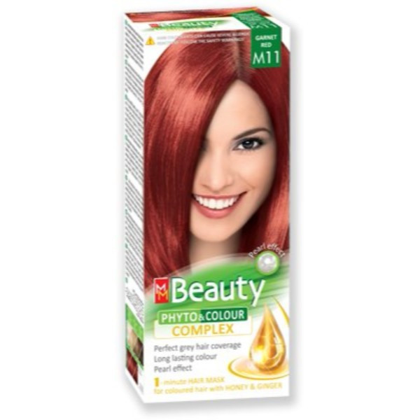 MM Beauty Permanent Hair Phyto Color Garnet Red (M11)