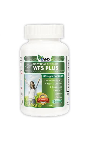 AMS WFS PLUS TOTAL FERTILITY 90CAP