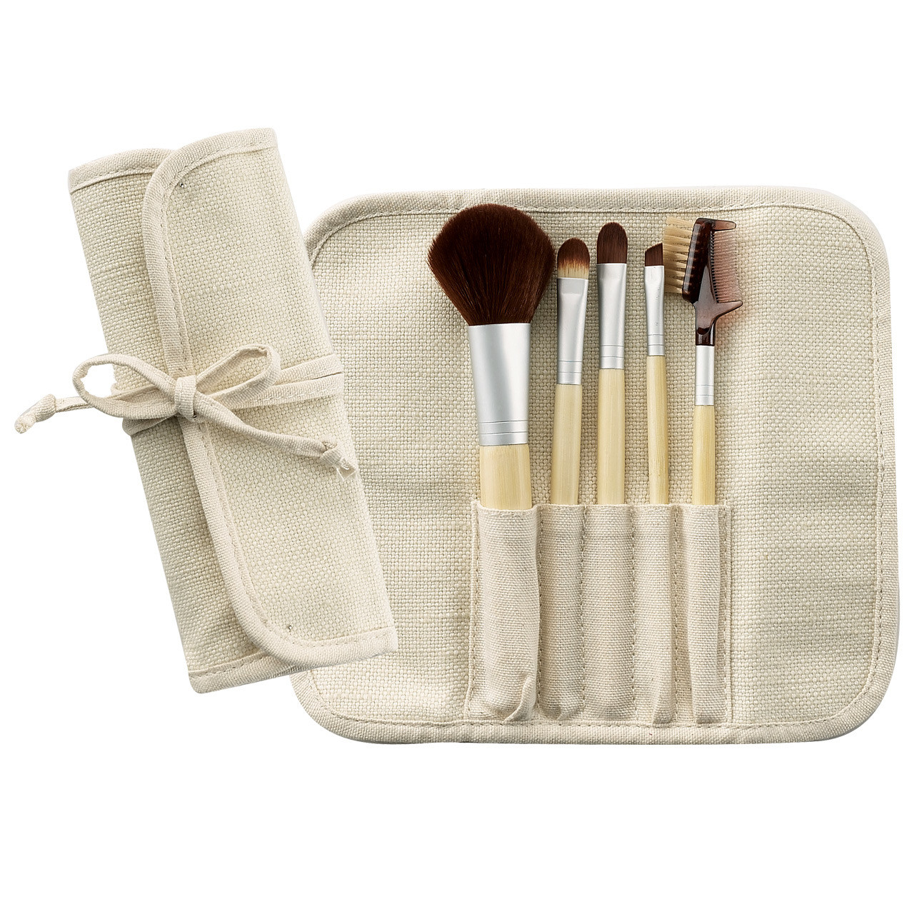 CALA BAMBOO BRUSH SET 5PCS 76410