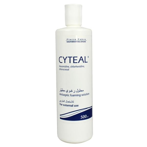 CYTEAL SOLUTION 500 ML