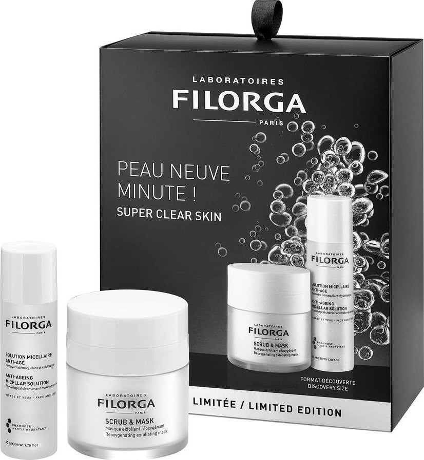 FILORGA SUPER CLEAR SKIN KIT