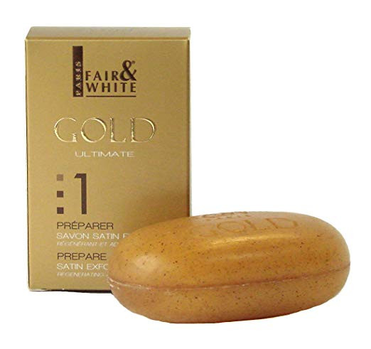 FAIR AND WHITE GOLD ULTIMATE SOAP 200G